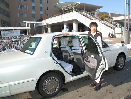中央タクシー