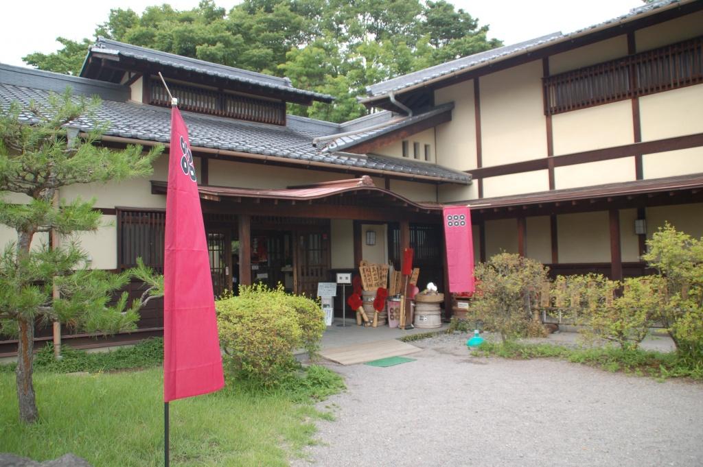 真田氏歴史館の入口