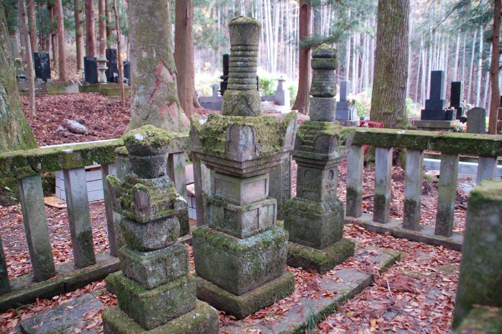 長谷寺(幸隆・昌幸の墓)02