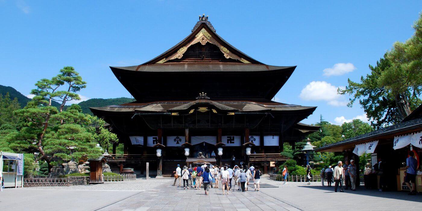 長野駅から行けるおすすめ観光地五選