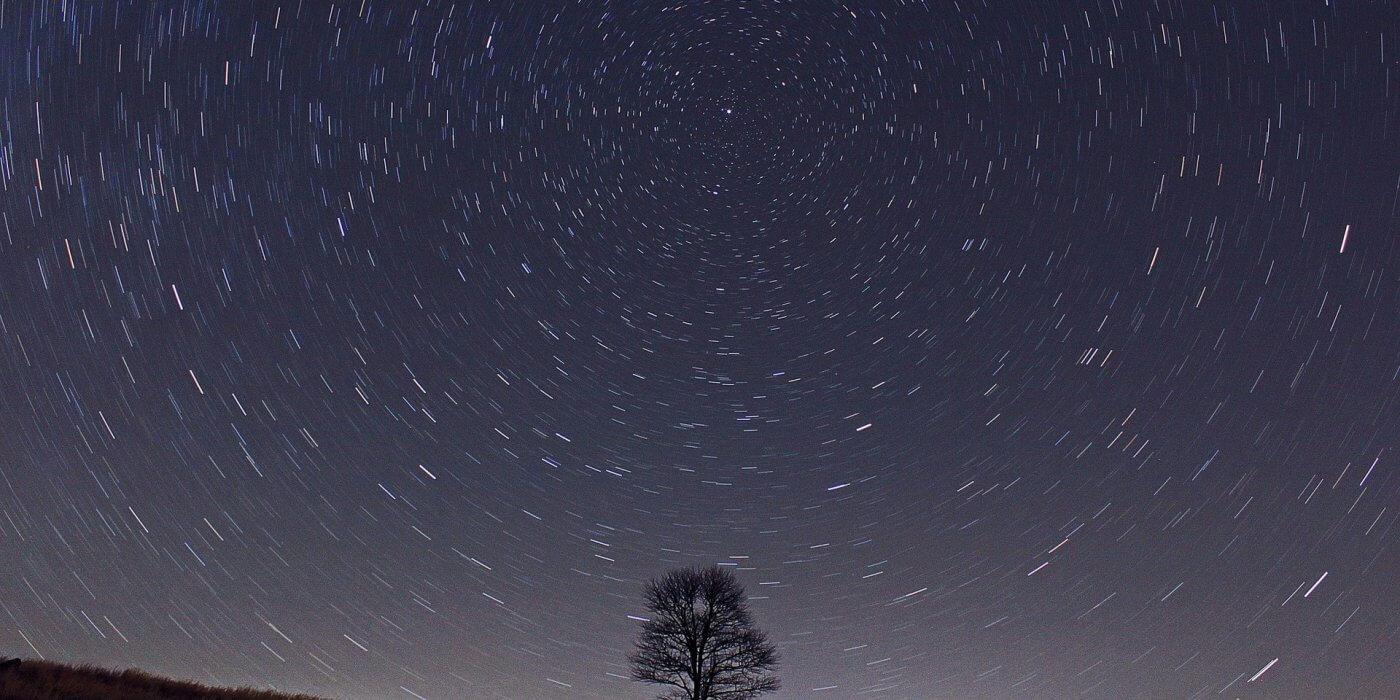 野辺山で日本一きれいな星空を見る